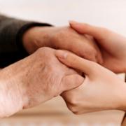 apoyo al duelo manos